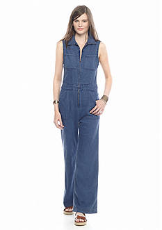 Free People Wind & More Retro One Piece Jumpsuit