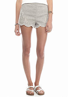Free People Life's Too Short Shorts