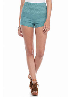Free People Cheeky Eyelet Short