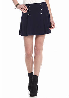 Free People Solid Lover's Lane Mini Skirt