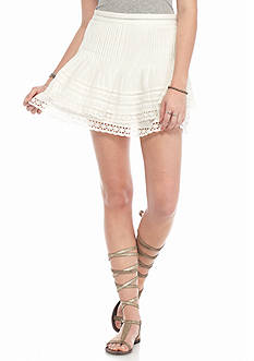 Free People Summer Nights Mini Skirt