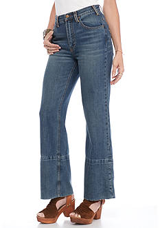 Free People Hopkin High Rise Wide Leg Jeans