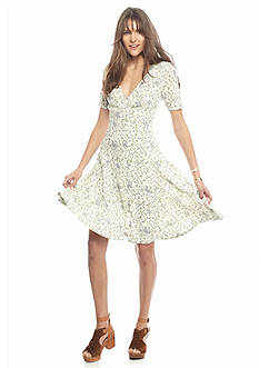 Free People Mystical Mindset Midi Dress
