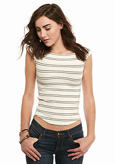 Free People Yacht Club Tee