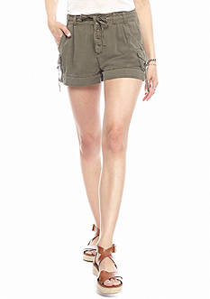 Free People Melvin Soft Roll Cargo Shorts