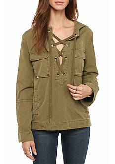 Free People Safari Sport Pullover