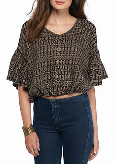 Free People In Full Bloom Pullover