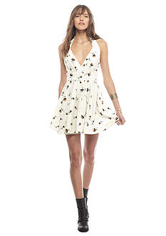 Free People Minis For You Mini Dress