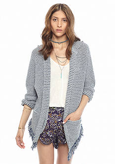 Free People Love Me Tender Cardigan