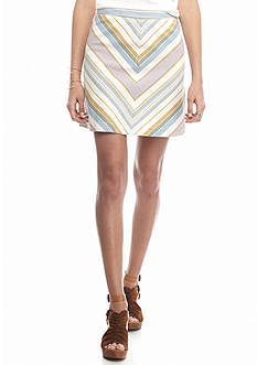 Free People Yours Truly Mini Skirt