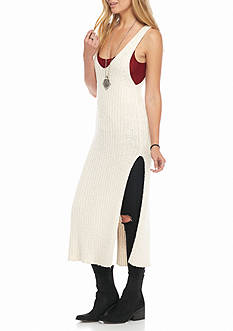 Free People Emmy Rib Knit Tunic