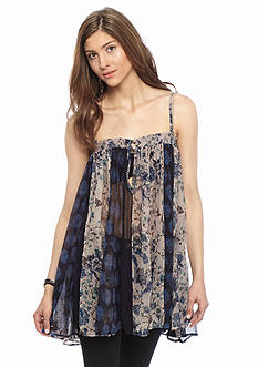 Free People Secret Love Pleated Top