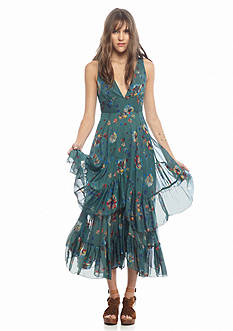Free People Catching Glances Maxi Dress