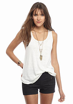 Free People Break Of Dawn Solid Top