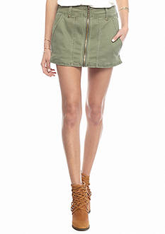 Free People Too Cool Mini Skirt