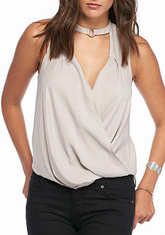 Free People So Fine Cowl Neck Top