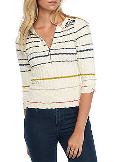 Free People Striped Rossi Henley