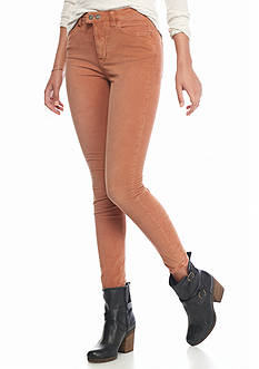 Free People So Plush High Waist Skinny Jeans