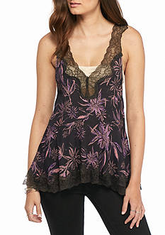 Free People Bellflower Tunic Top