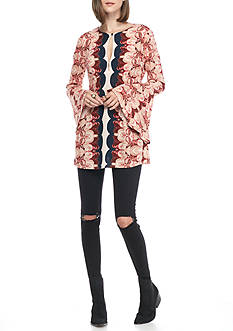 Free People Ossie Vibes Printed Tunic