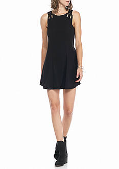 Free People Baby Love Mini Dress