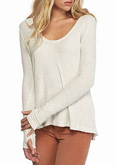Free People Malibu Thermal Top