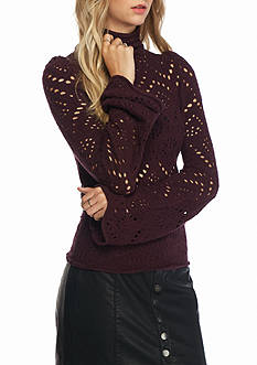 Free People Shoot From The Heart Sweater