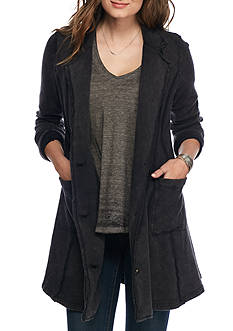 Free People Effortless Knit Jacket