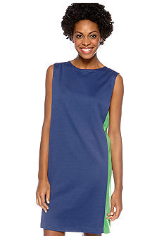 Fever Colorblock Shift Dress