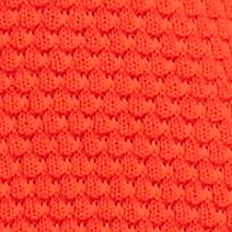 Fever Clothing: Orange Fever Toggle Sweater Coat
