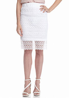 Fever Crochet Skirt