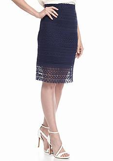 Fever Crochet Skirt
