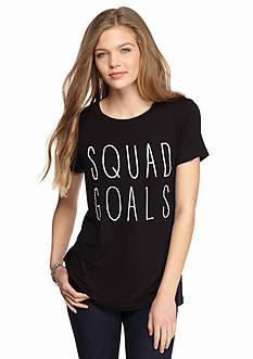 Self Esteem 'Squad Goals' Tee