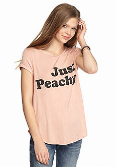 Self Esteem 'Just Peachy' Tee