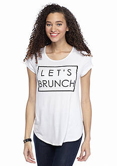 Self Esteem 'Let's Brunch' Graphic Tee