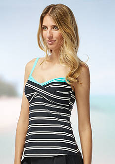 Beach House Cape Cod Twist Bra Tankini