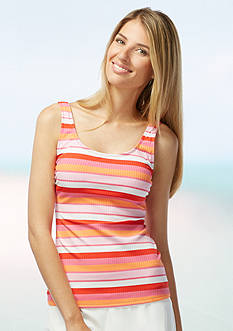 Beach House Sandy Stripe Tankini
