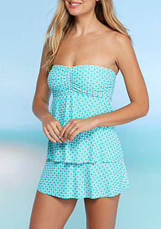 Beach House Island Bandeau Swimdress