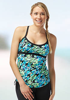 Beach House Sport Recharge Tankini