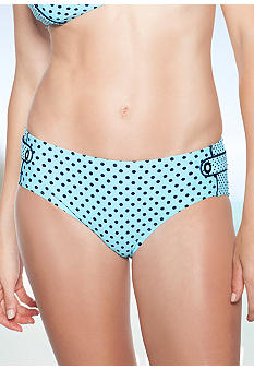 Beach House Retro Dot Bottom