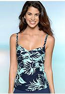 Beach House Sand Twist Tankini