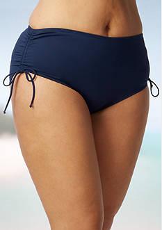 Beach House Woman Plus Size Solid High-Waist Bottom