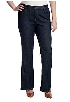 Lucky Brand Plus Size Dark Denim Jean
