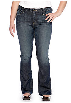 Lucky Brand Plus Size Ginger Boot Cut Jean