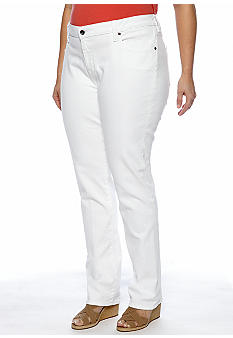 Lucky Brand Plus Size Straight Leg  Pant