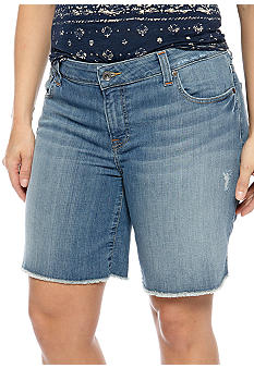 Lucky Brand Plus Size Jean Short