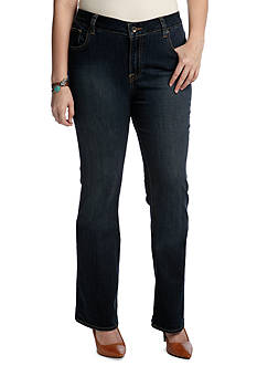 Lucky Brand Plus Size Ginger Bootcut Jean