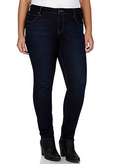 Lucky Brand Plus size Ginger Skinny Pant