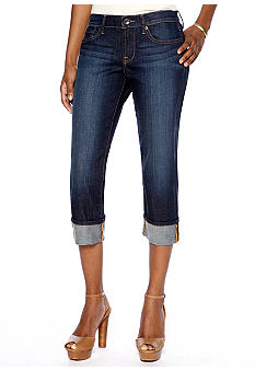 Lucky Brand Sweet 5 Pocket Crop