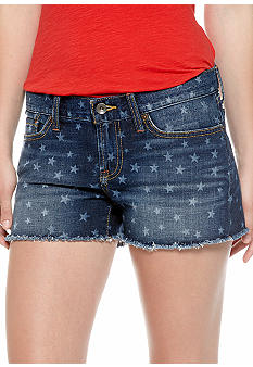 Lucky Brand Riley American Star Cut Off Short